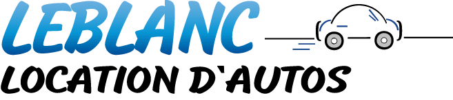 Leblanc Location d'autos Logo